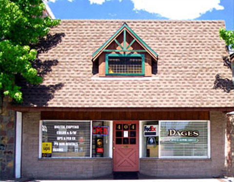 Pages Mount Shasta - Copies, Shipping, Mailboxes